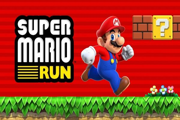 Your childhood is back Super Mario on Android on March 23
