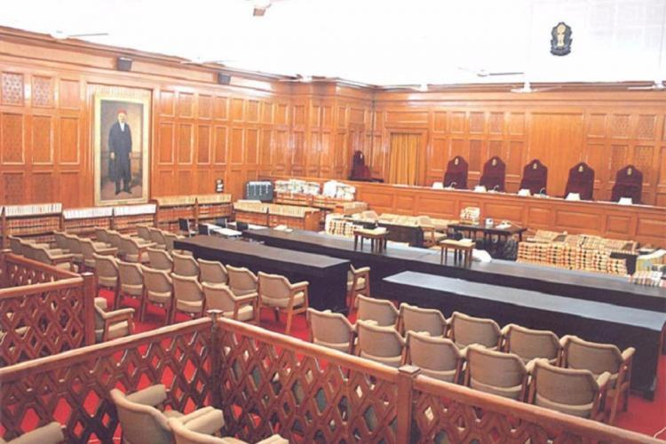 A supreme Court hall