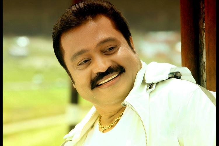 Malayalam actor Suresh Gopi joins BJP