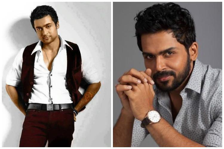 Wish to direct brother Suriya some day says Karthi in a chat with fans