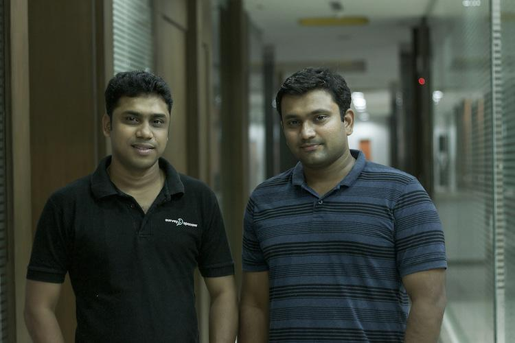This cloud-based platform enables users to create mobile-first conversational surveys