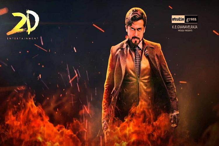 Watch the stylish trailer of suriyas latest thriller 24 the news image tamil movie 24 poster youtube altavistaventures Choice Image