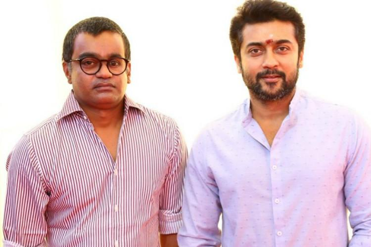 Suriya-Selvaraghavan film launched with a pooja makers confirm Diwali release