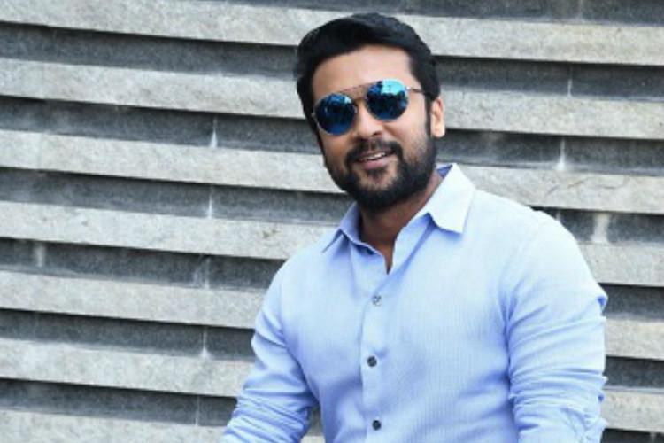 Suriya confirms KV Anand project to shoot after Selvaraghavans film