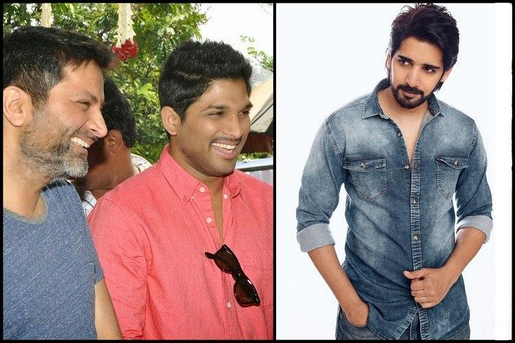 Sushanth roped in for Allu Arjun's film | The News Minute
