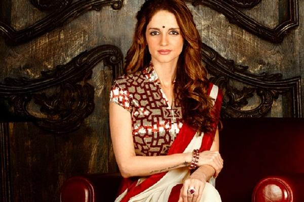 Hrithiks ex-wife Sussanne booked for cheating says charge false