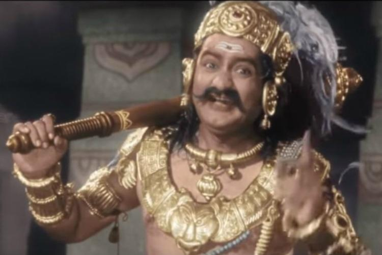 Remembering SV Ranga Rao A versatile actor loved for his mythological roles
