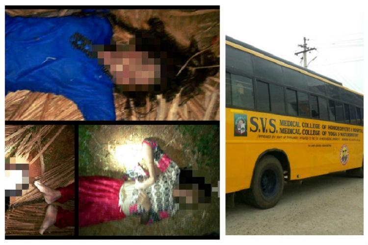 Not murder but suicide Chargesheet filed 15 months after three SVS college students found dead