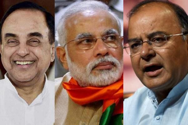 Decoding the Jaitley-Swamy hatred Is this all about who has Narendra Modi