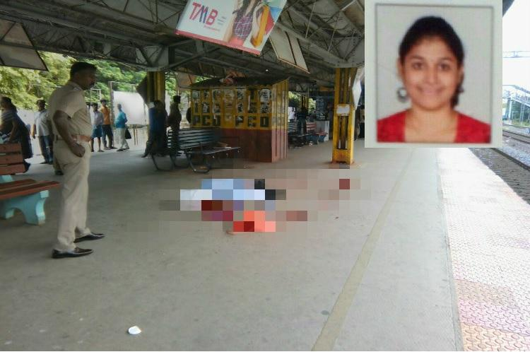 Why was her body lying on platform for two hours Devastated family of murdered Chennai techie