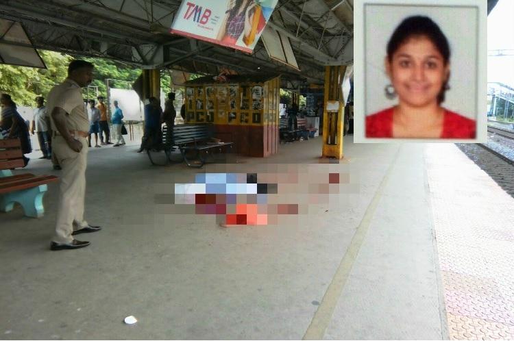 Breakthrough in Swathi murder case suspect arrested in Tirunelveli