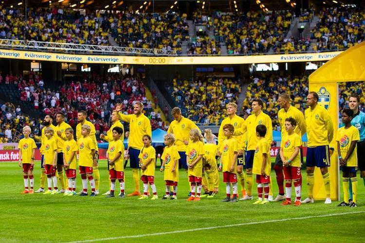 Sweden return to World Cup after 12 years with great ambitions