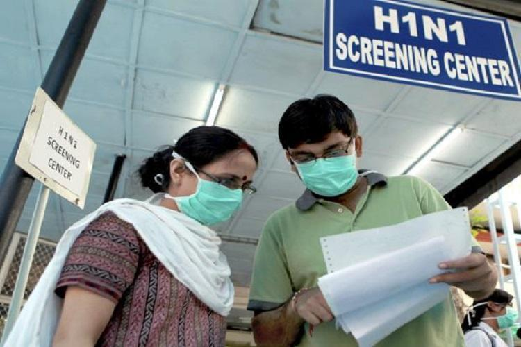 Swine flu alert in India first case reported this year