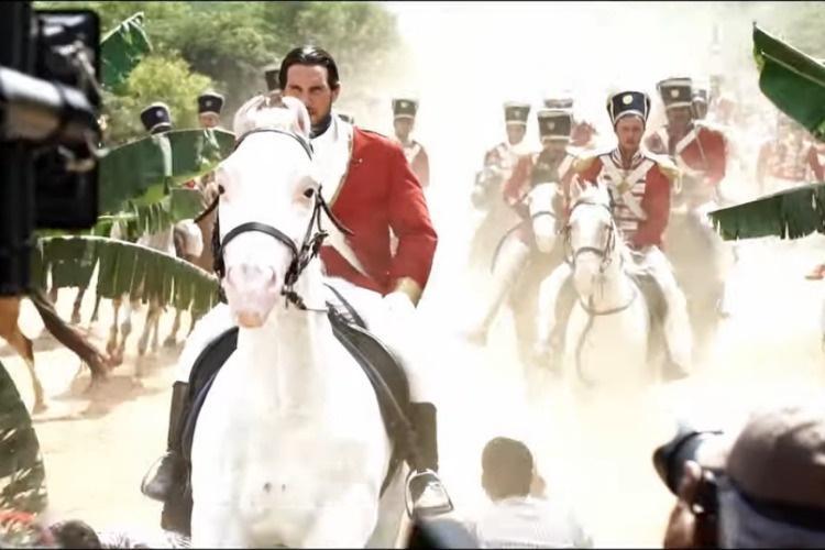 Watch Making of Chiranjeevis Sye Raa video is full of thrills