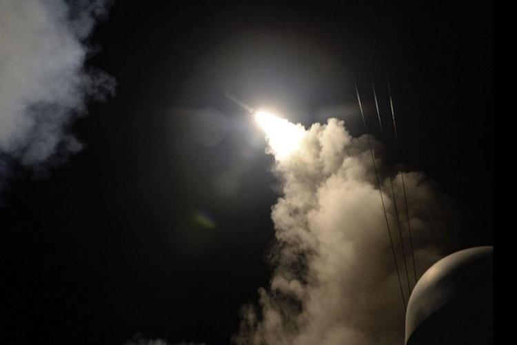 Syria strike a defining moment of nascent Trump presidency