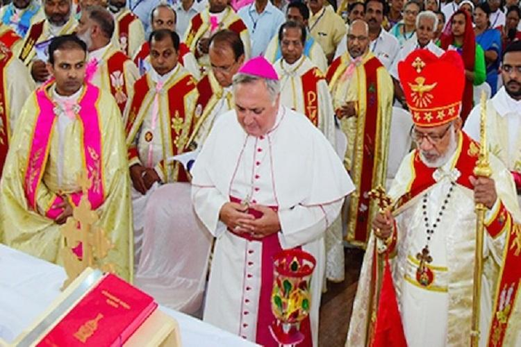 Kerala Syro Malabar Church land row Priests say they will write to Pope