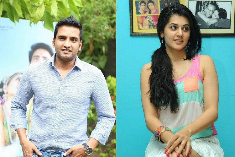 Taapsee Pannu might star opposite Santhanam in Selvaraghavans next project