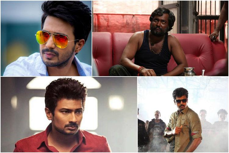Tamil cinema New kids on the block challenging the old order