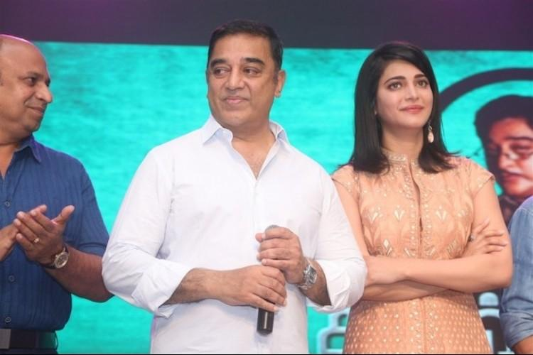 A BIG Happy Smile for Shruti Haasan