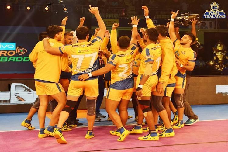 Thalaivas to face Telugu Titans in PKL-6 opener on Oct 5