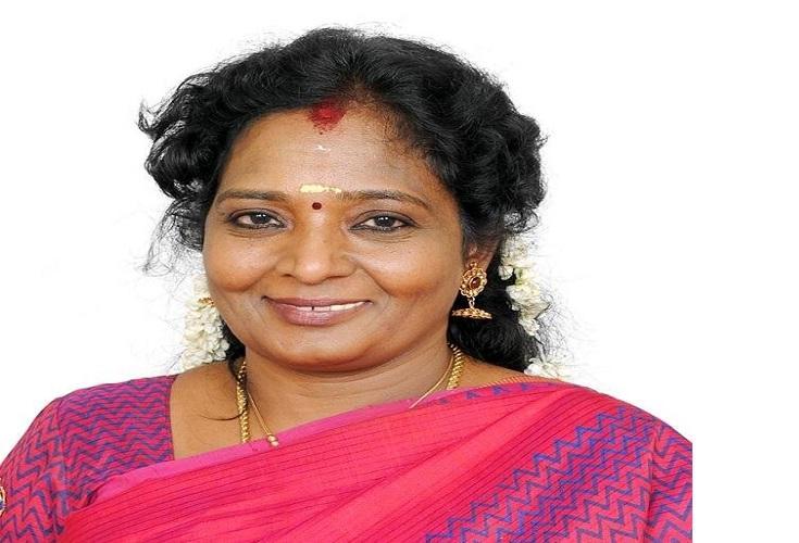 Tamilisai Soundarajan re-elected as BJP state president