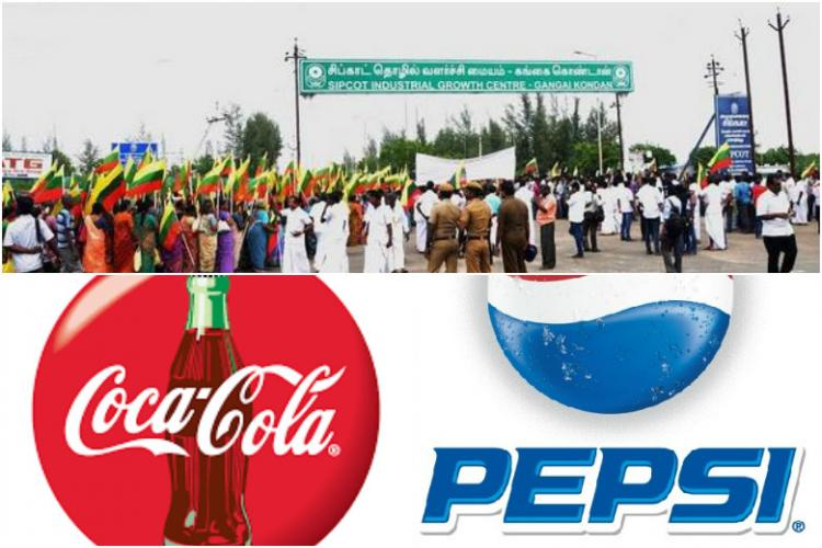 Anti-Pepsi-Coke movement to save Tamirabarani gains momentum as more political parties join in