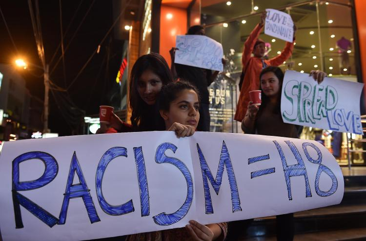 Not racist Assault on Tanzanian woman in Bengaluru was third incident in less than a year