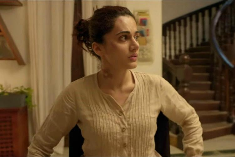 Taapsee Pannu starrer 'Game Over' trailer released