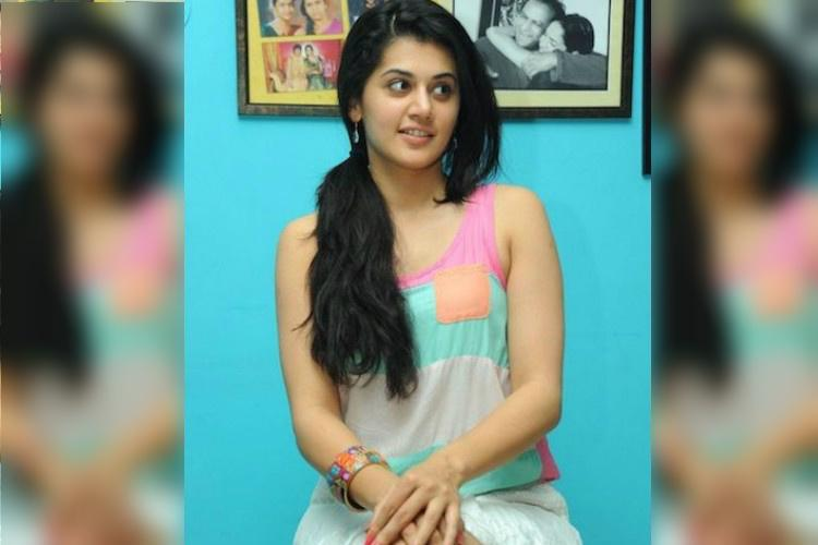 Taapsee Pannu bags another heroine-centric role
