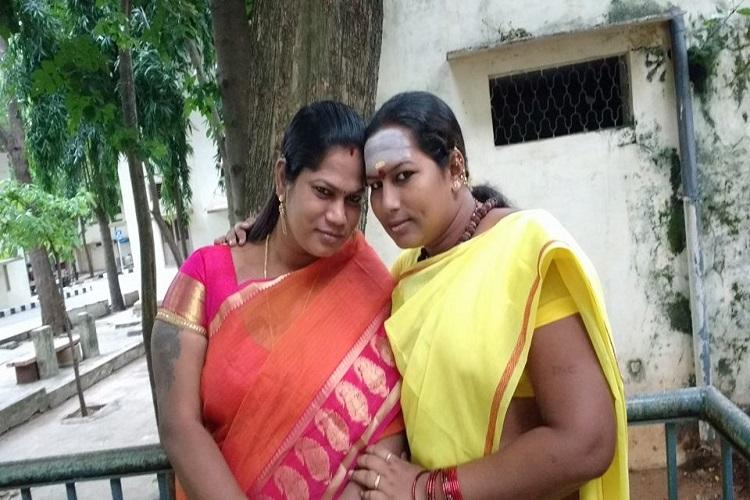 Transgender woman dies in Chennai she was found burnt outside a police station