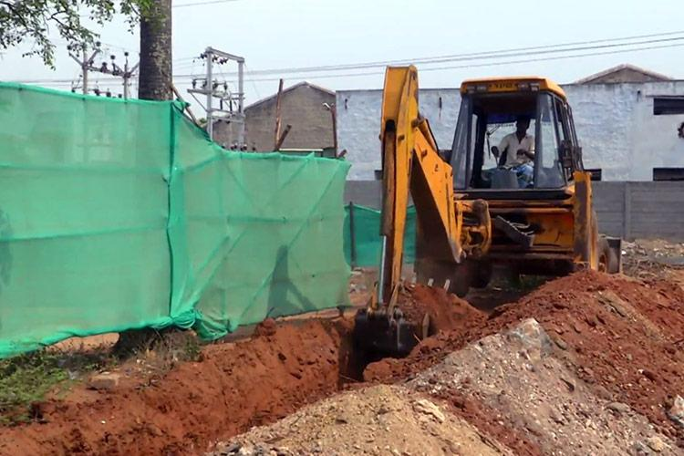 After TASMAC copies Kerala bars ingenious maze locals respond with trench warfare