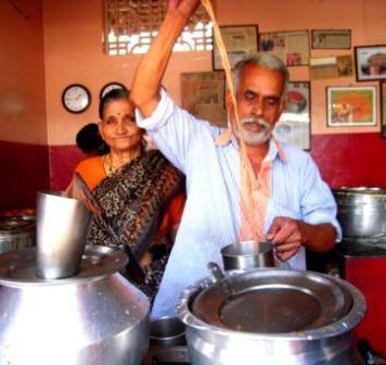 A tea shop owner couple who have visited 16 countries one dream destination left