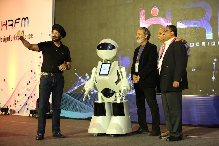 Tech Mahindra introduces K2 AI-based Human Resource Humanoid
