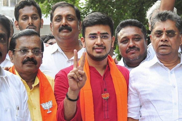 BJPs Tejasvi Surya gets court to bar media from publishing derogatory news on him