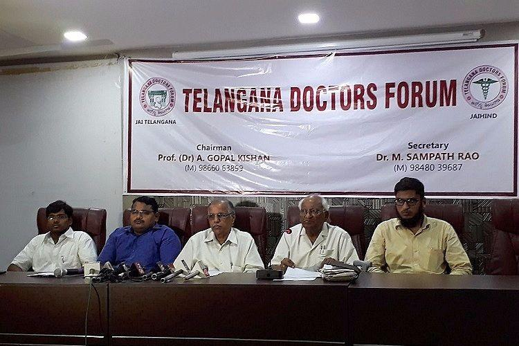 We have no facilities but patients see us as villains Telangana doctors air their woes