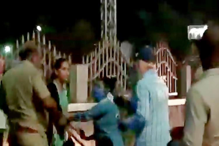 Health professionals and journalists attacked by Telangana police on day 1 of curfew