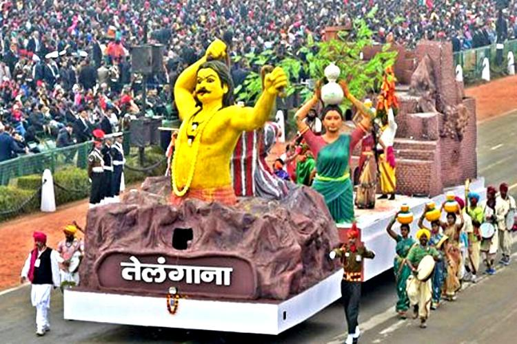 Delhi politics at work says Telangana artist on states absence from R-Day parade