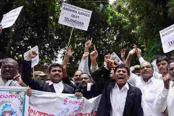 Lower court judges resume work in Telangana