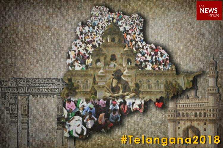 Live blog Telangana Assembly Election Results 2018 TRS set to sweep state