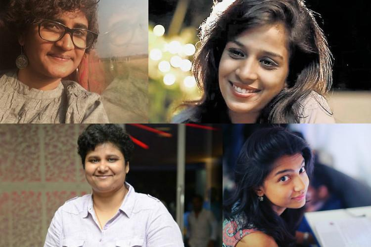 Free of Telugu cinemas constraints these women are breaking moulds through web series