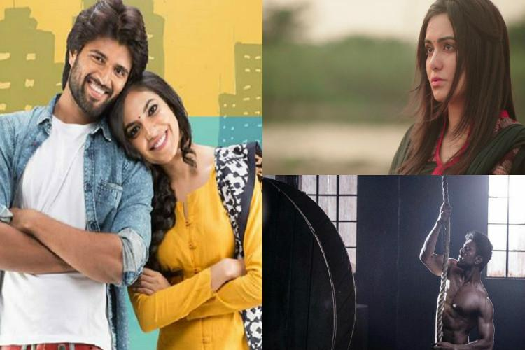 Leaving the beaten track Telugu films from 2016 that stood out from the crowd