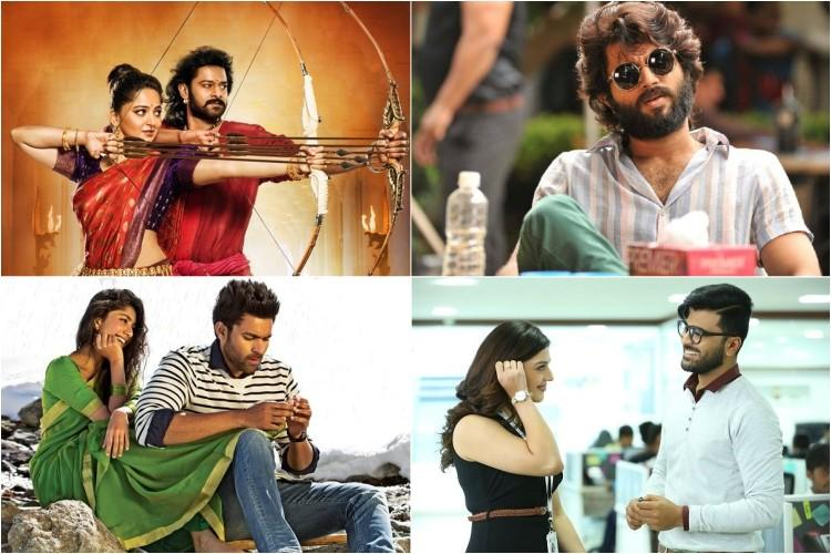A year of change The best of Telugu cinema in 2017