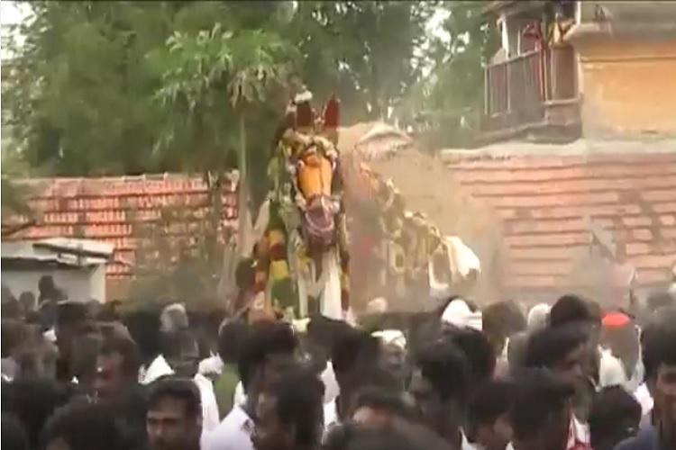 The cult of Aiyannar When Muslims gave Ramzan biriyani a miss for Hindu temple festival