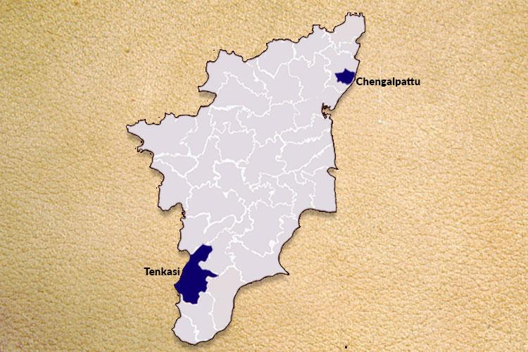 TN CM announces two new districts - Tenkasi and Chengalpattu