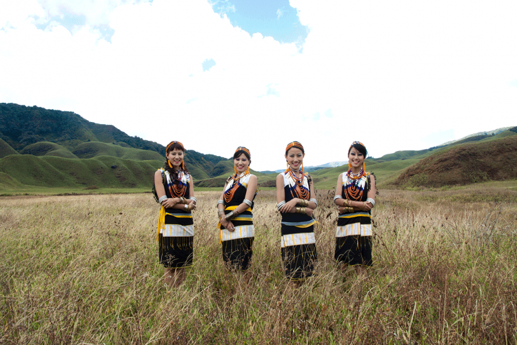 Language no bar The Tetseo Sisters from Nagaland are taking their culture to the world