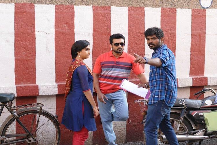 Suriyas TSK not a scene by scene remake of Special 26 director clarifies
