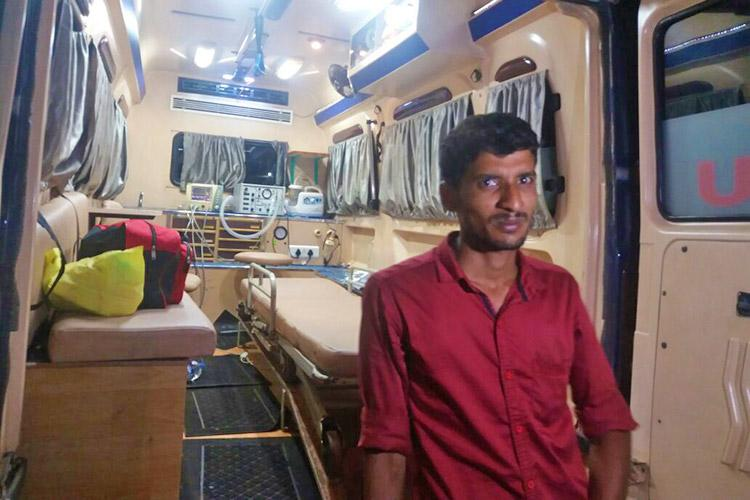 How a Kerala ambulance driver covered 500km in 6 hrs to get an infant to surgery
