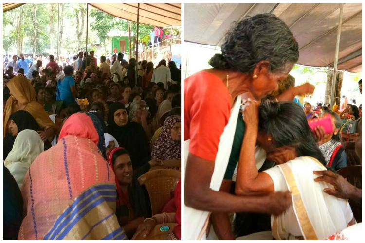 Homecoming 1000 families reunite 32 years after their village in Kerala went under water