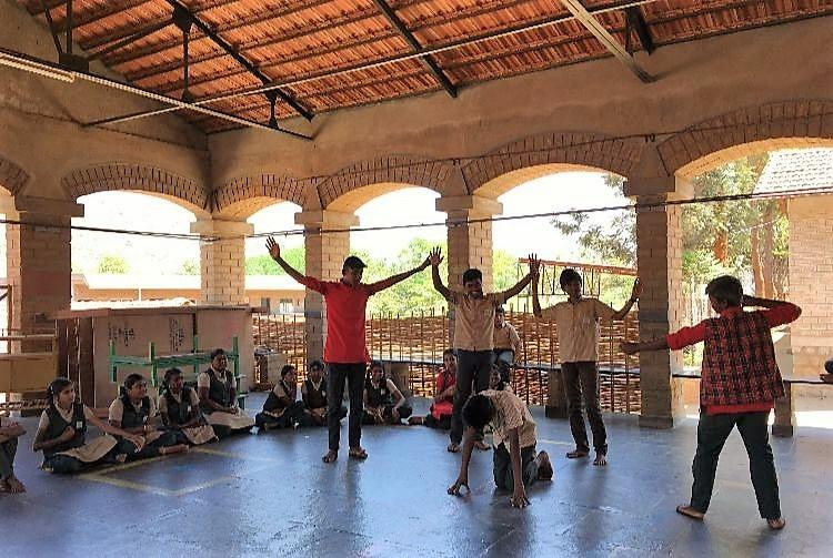 Its time to break free Theatre-based workshops for kids