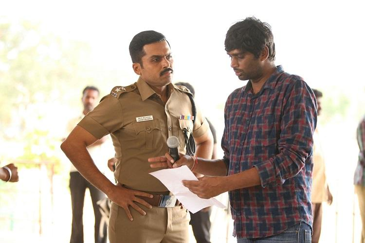 Success of Theeran has given me confidence to try out new genres says Karthi
